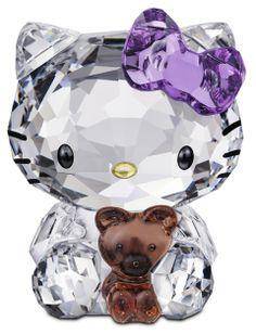 Hello Kitty Bear - Swarovski & Sanrio Collaboration!