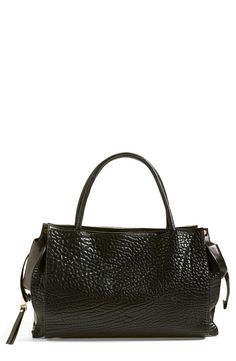 Gorg! This Chloe satchel will be the perfect fall bag!