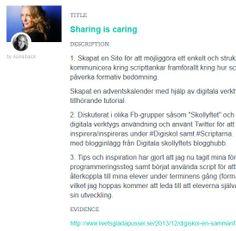 Camilla AskebäckDiaz (https://twitter.com/Askeback) badge http://badges.p2pu.org/en/dashboard/Askeback/badges on #digiskol. Bevis http://www.livetsgladapussel.se/2013/12/digiskol-en-sammanfattning.html