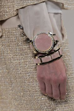 Bijoux, Bijoux: Spring 2014 Runway Jewelry. Watch Out