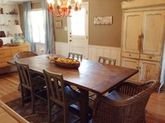 Imperfectly Imaginable : Our new DIY dinning Table