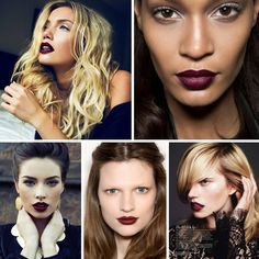The dark lip and how to make it work