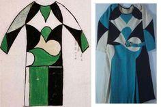 giacomo balla - futurist fashion