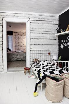 my scandinavian home: kids bedroom