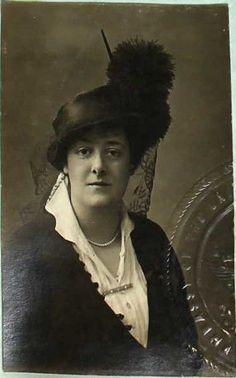 *MARY N. WICK ~ Titanic survivor.