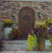 Lagoda Ridge Winery- loved this winery