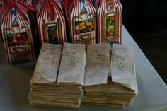 Naphtali's Melody: Harry Potter Templates, Instructions, and Recipies: Chocolate frog template, Bertie Botts Beans box template, Marauder's Maps print out. Ideas for cockroach clusters and acid pops Harry Potter Marathon, Harry Potter Motto Party, Harry Potter Candy, Harry Potter Thema, Cumpleaños Harry Potter, Harry Potter Wedding, Harry Potter Birthday, Harry Potter Bertie Botts, Harry Potter Halloween