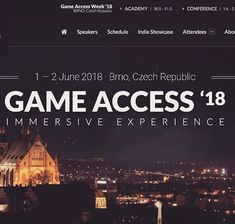It's a privilege to announce that #fivenations has been invited to Game Access '18 Conference in #brno. We're absolutely delighted and looking forward to put the newest version of #fivenations on display at the Indie Showcase. #gamedev #indiedev #proud #h