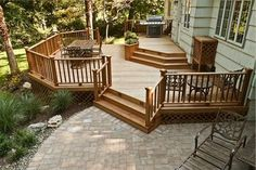 Decks, Patios, Pools, Landscaping Design, Deck And Patio Company .