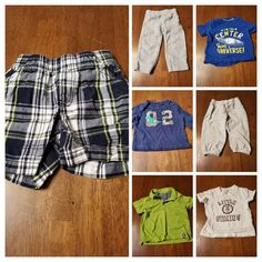 pk Of 2 Ogreen and green leaves Aged 3-6 Months Bnwt Baby Boys Swimming Shorts