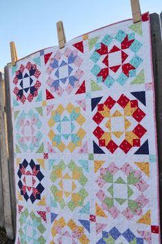 10+ Modern Flower Quilt Patterns You'll Love                                                                                                                                                                                 More