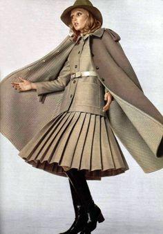Nina Ricci L'officiel magazine 1974