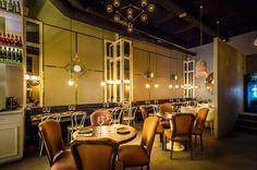 Restaurante El Escondite de Villanueva en Madrid