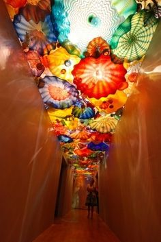 The Oklahoma City Museum of Art will immerse you in the colors of Dale Chihuly's blown glass creations, modern art and traditional European and American works of art.