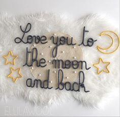 ⭐️TO THE MOON AND BACK⭐️ merci à l'adorable @issar3007 pour sa confiance . Merci pour vos partages en ce début de semaine de partage de créateurs , je suis très touchée que vous appréciez mon travail toujours fait Avec amour et dans mon petit monde enfantin à Moi. C'est une récompense qui vaut de l'or je vous souhaite une belle soirée , bisous doux ⭐️ #tricotin #laine #wool #cadeau #baby #babyboy #babygirl #loveyoutothemoonandback #star #stars #moon #grey #yellow #deco #decoration #dec...