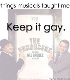 The Producers <3