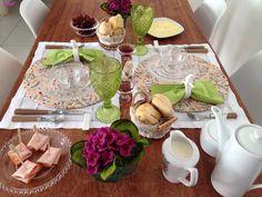Pássaros na mesa  [http://www.tabletips.com.br]