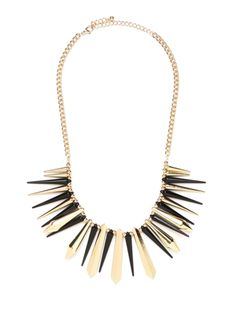 Necklace, $32, Bauble Bar