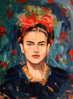 expression frida by steve leal