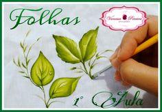Pintura para iniciantes Cores das tintas: 1- Branco 2- Verde folha Me acompanhe nas redes sociais: https://www.facebook.com/vanessaperei... https://www.insta...