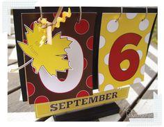 kiki creates: September Calendar {Free Download}