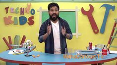 Learn how to make a vacuum cleaner at home by DJ in Hindi. Watch this new episode of Techno Kids and educate yourself with daily life hacks. DJ tells you the...