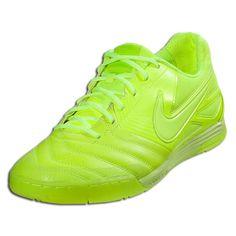 ... nike nike5 lunar gato volt volt indoor soccer shoes ...