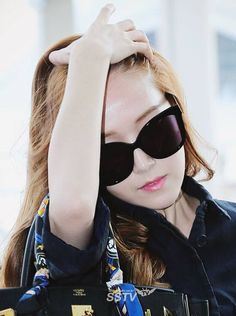 Jessica Jung (제시카 정): Photo Girls Generation Jessica, Jessica Jung, Snsd, Different Styles, Sunglasses, Kpop, Fashion, Moda, Fashion Styles
