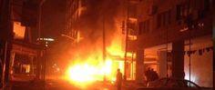 #breaking #Libya #Tripoli Autobomba esplode di fronte ministero pianificazione governo #Serraj, vicino ambasciate #Italia #Egitto #news https://twitter.com/GfZucchi/status/822899818527858688