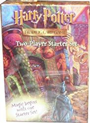 Harry Potter Trading Card Game Two-Player Starter Set. Harry Potter Trading Card Game Two-Player Starter Set [Toy]. Harry Potter Games, Diy Online, Activities For Teens, Character Home, Hogwarts Mystery, Starter Set, Deck Of Cards, Card Deck, Wizards Of The Coast