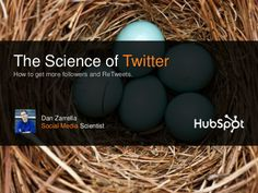 The Science of Twitter