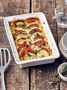 Gemüseauflauf Rezept | EDEKA