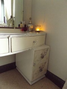 Dressing table Decor, Furniture, Dressing Table, Cabinet, Table, Home Decor, Storage