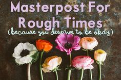 propertyofwlcked:  ella's masterpost for when you feel sad or angry or lonely or anxious and you just need to feel happy and calm crisis/urgent support lines and sites hotlines/crisis lines for depression, domestic abuse, alcohol and drug abuse, teens, pregnancy, lgbt and more mental support community - a forum where you can post that you are in a crisis right now and need peer support as soon as possible imalive crisis chat - online one-on-one chat for if you're in at risk of hurting ...