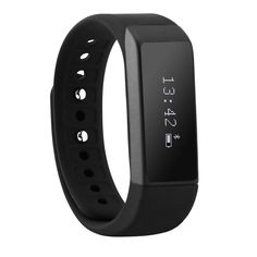 Iwown I5 Plus Smart Wristband Bluetooth 4.0 Smartband Touch Screen Fitness Tracker Health Wristband Sleep Monitor Smart Bracelet for Android IOS (Black) ** Read more  at the image link.