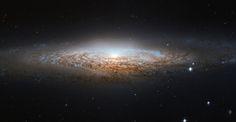 NGC 2683: The UFO Galaxy