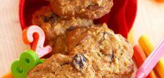 Apfel-Haferflocken-Cookies (nach Cynthia Barcomi) => Die muss ich unbedingt ausprobieren!!!