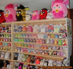 A 90's kid's hell