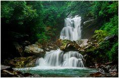 Soothanabbi falls - Taste of monsoons in the western ghats of Karnataka