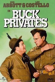 I like this movie because I like Abbott & Costello, but this was pretty heavy on the propaganda of draft enlistment.