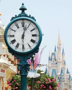 Main Street, Magic Kingdom, Disneyworld