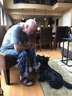Listening to Dad telling me stories about squirrels. Tell My Story, Squirrels, Scottie, Dads, World, Chipmunks, Scottie Dog, Fathers, The World