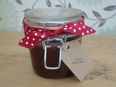Asian Chilli Jam/Chutney from Lorraine Pascale.