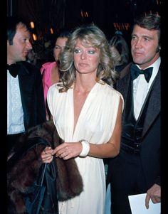 Farrah Fawcett and Lee Majors, 1970's