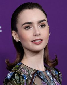 Lily Collins Opens Up About Playing a Character with an Eating Disorder After Struggling with Her Own