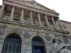 Biblioteca Nacional Louvre, Building, Travel, Viajes, Buildings, Traveling, Trips, Tourism, Louvre Doors