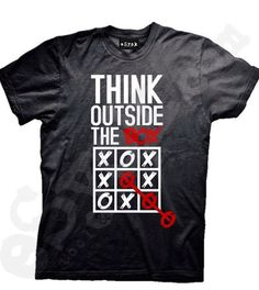 we simply think outside the box stay tuned as we are in stahlsheatprint - Ideas For Shirt Designs