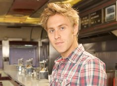 Russell Howard, hes plain gorgeous