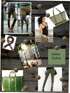 """""""Campomaggi in Green"""" by lisbethusala on Polyvore"""