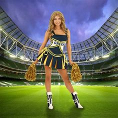 Cheerleading Squad Costume